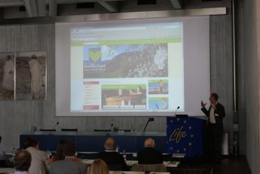 """LIFE+ Erste Ergebnisse am 12.05.2010 in Bad Boll - <br />Workshop \""""Die Obstler\"""" mit Markus Mayer"""