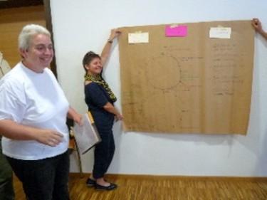 Obstler-Weiterbildung am 07.07.2010 mit Monika Baumhof-Pregitzer